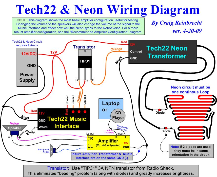 neon transformer wiring diagram neon free engine image for user manual